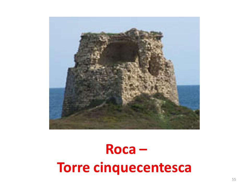 Roca – Torre cinquecentesca