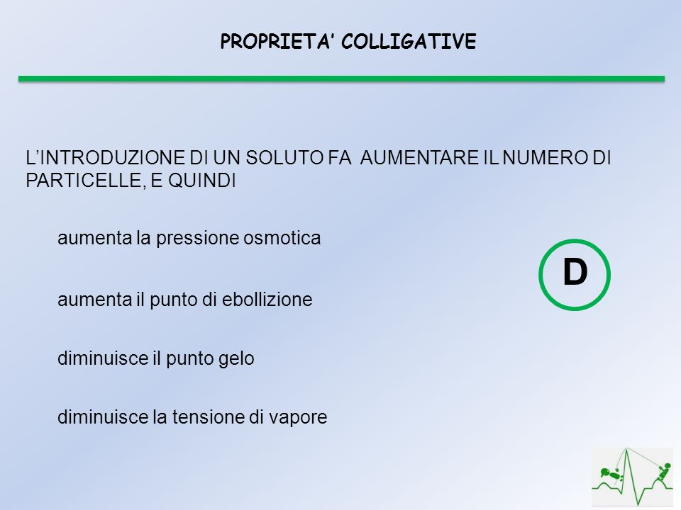 PROPRIETA' COLLIGATIVE