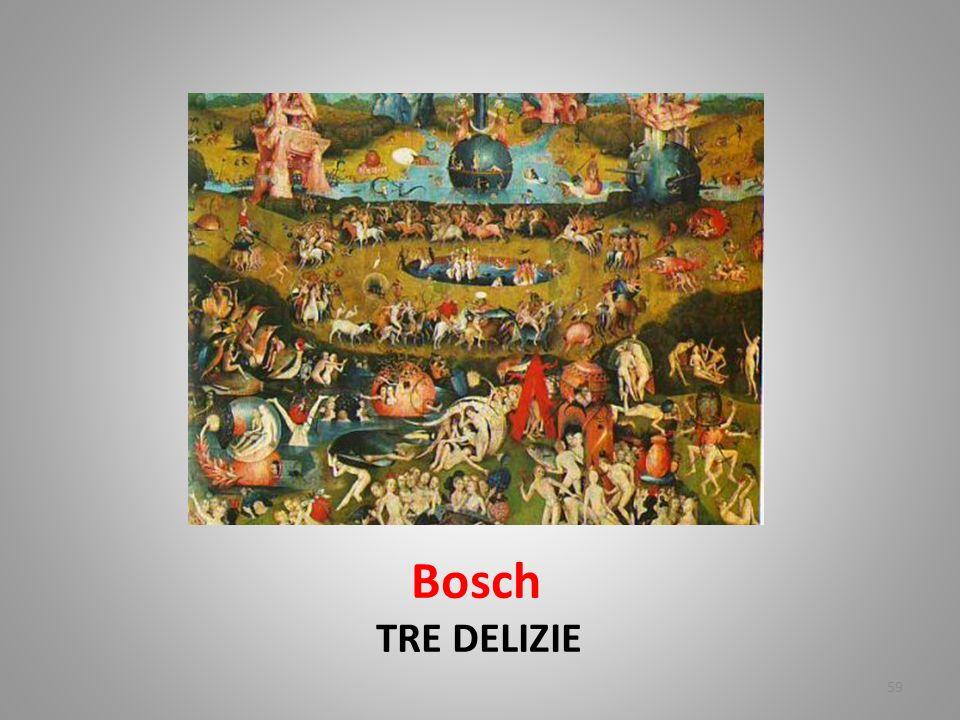 Bosch TRE DELIZIE