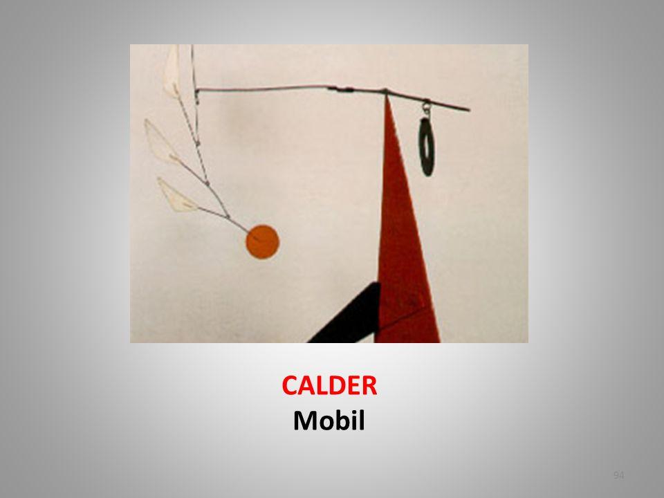 CALDER Mobil