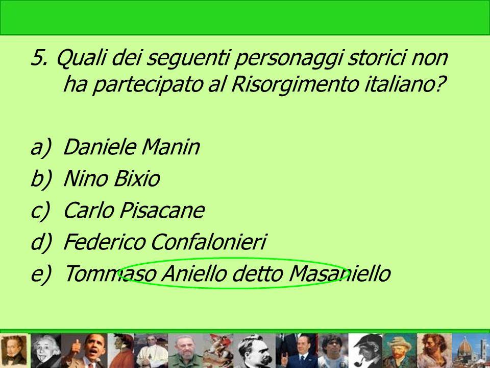 Federico Confalonieri Tommaso Aniello detto Masaniello