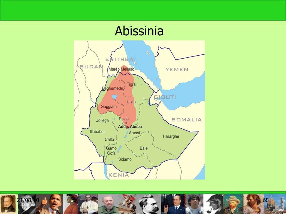 Abissinia 21/08/10 68 68
