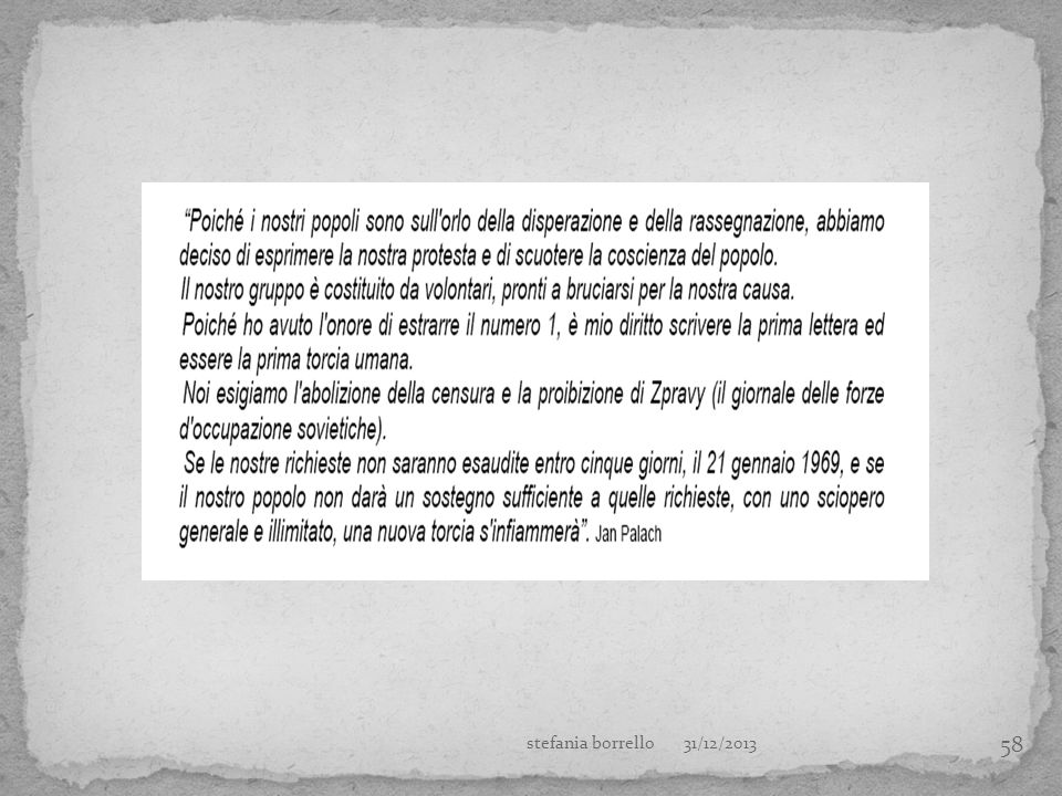 stefania borrello 27/03/2017