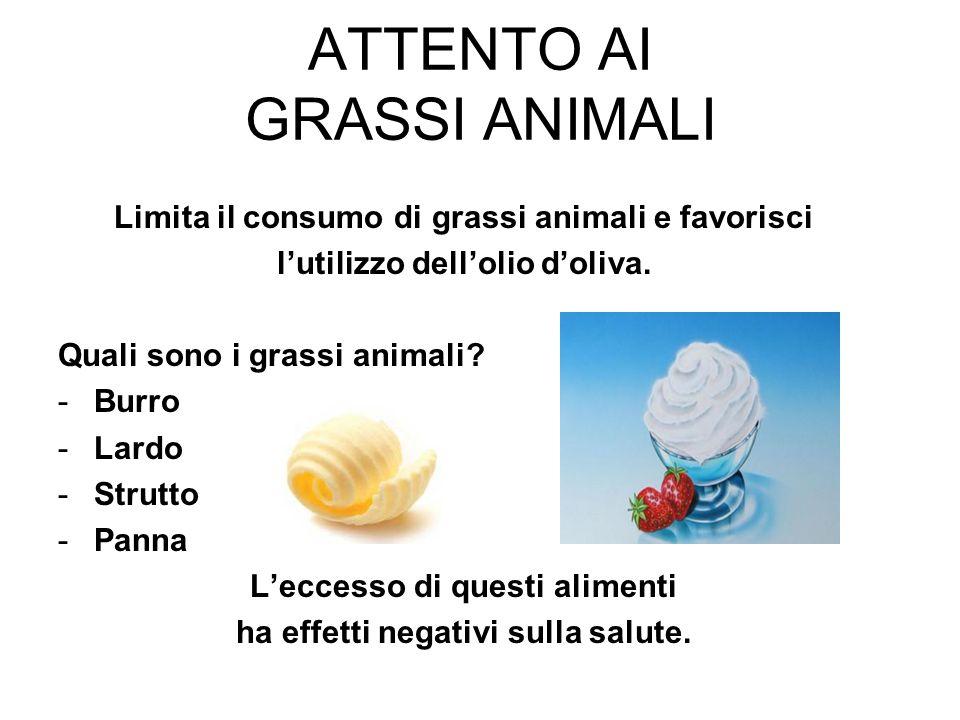 ATTENTO AI GRASSI ANIMALI