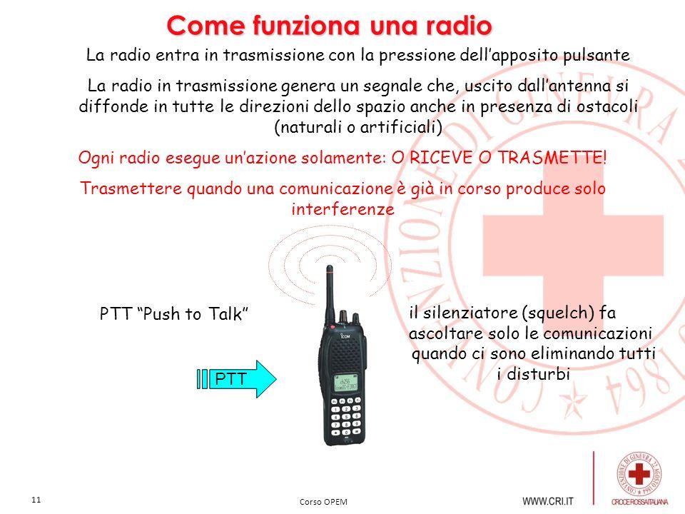 Come funziona una radio
