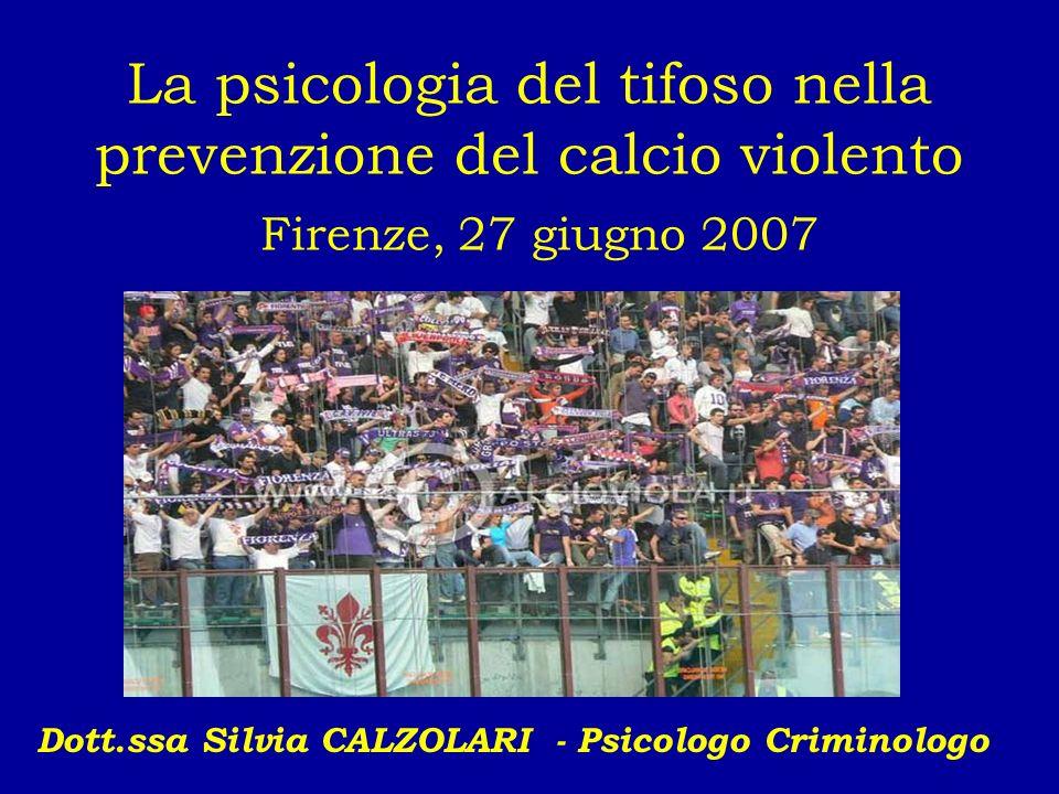 Dott.ssa Silvia CALZOLARI - Psicologo Criminologo