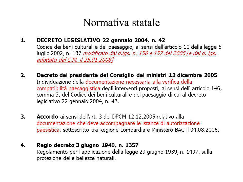 Normativa statale