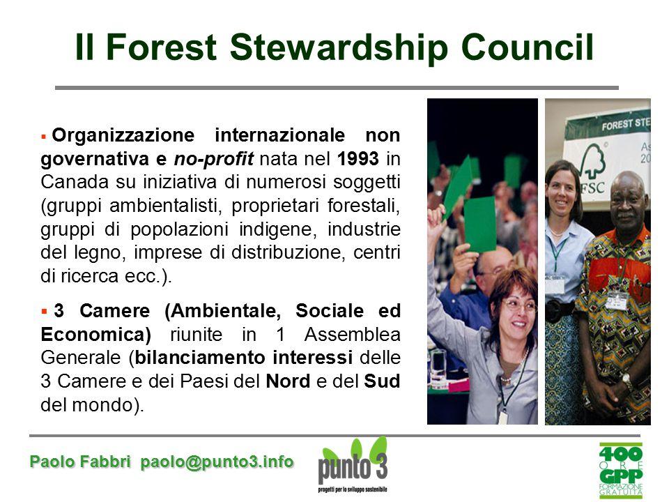 Il Forest Stewardship Council