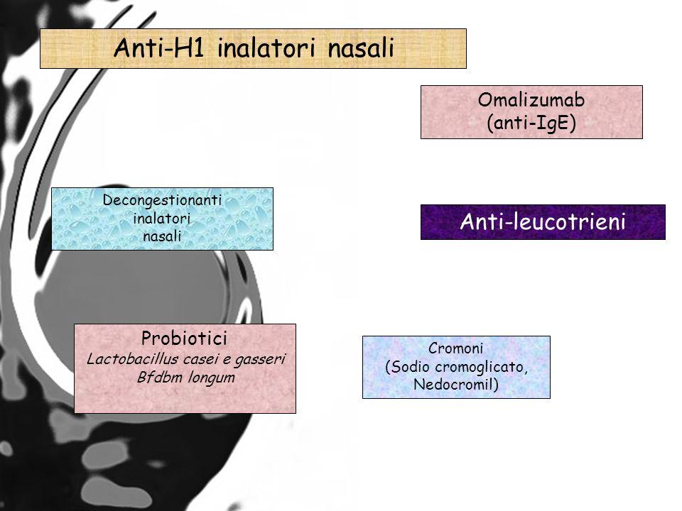 Anti-H1 inalatori nasali