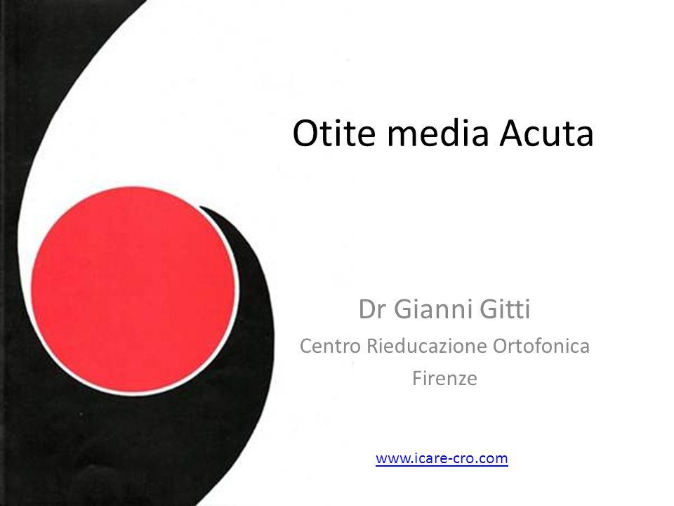Dr Gianni Gitti Centro Rieducazione Ortofonica Firenze
