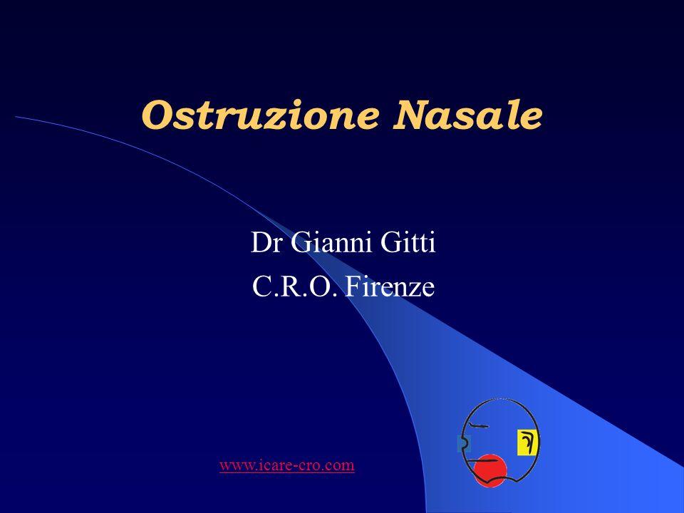 Dr Gianni Gitti C.R.O. Firenze