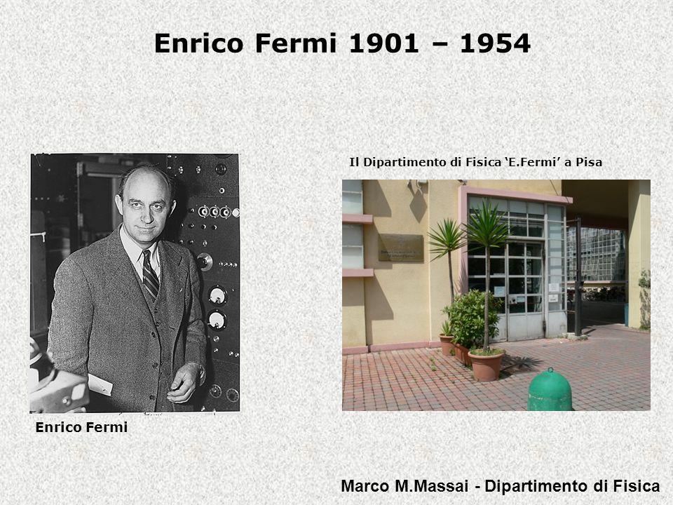 Il Dipartimento di Fisica 'E.Fermi' a Pisa