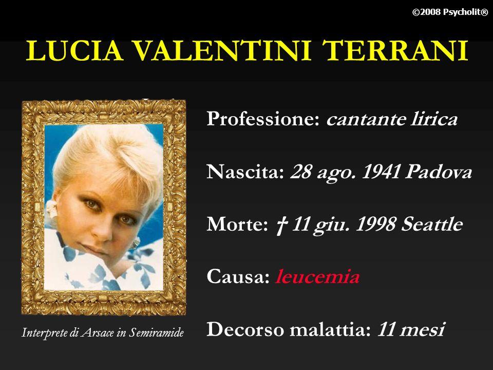 LUCIA VALENTINI TERRANI