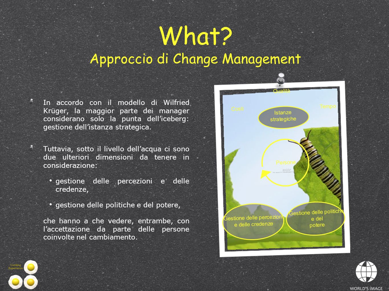 What Approccio di Change Management