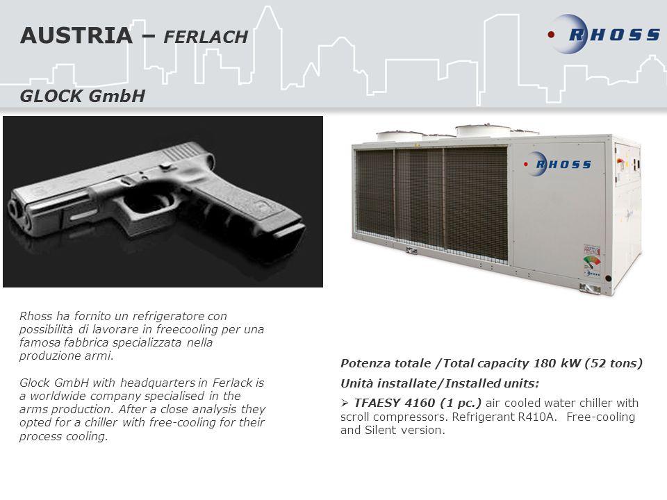 AUSTRIA – FERLACH GLOCK GmbH