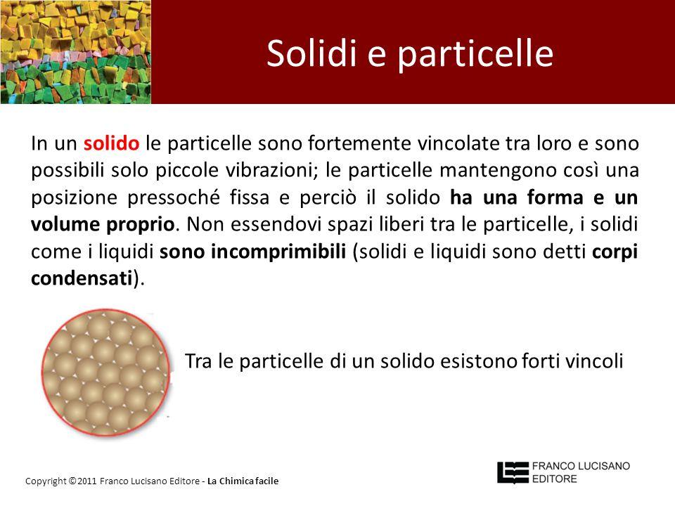Solidi e particelle