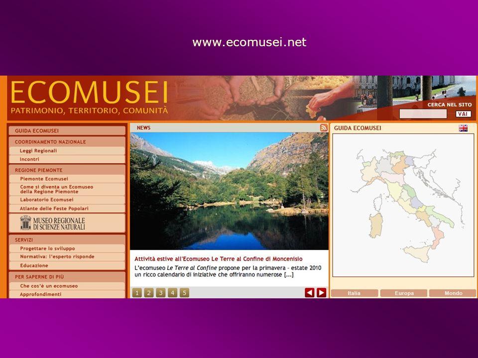 www.ecomusei.net