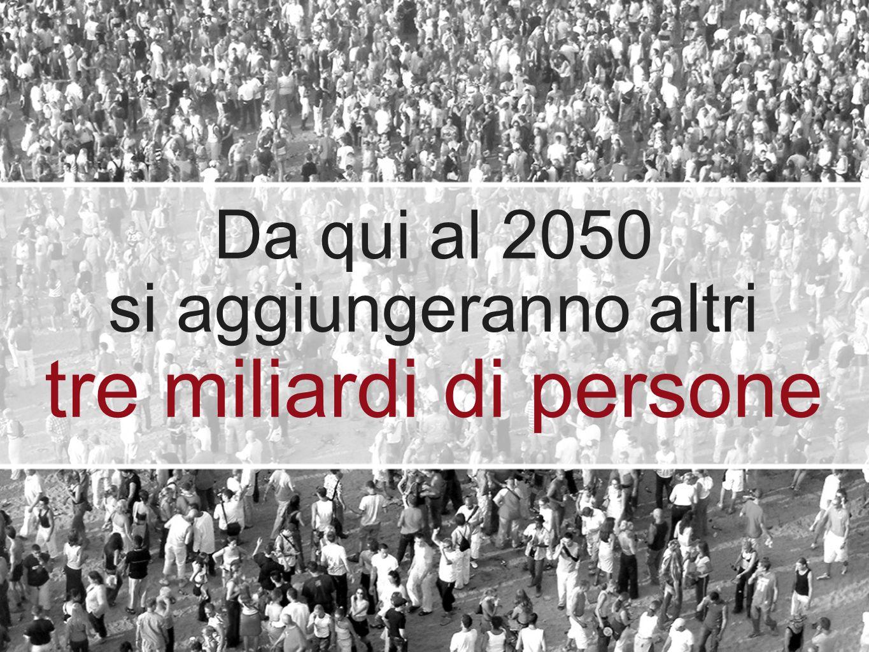 tre miliardi di persone