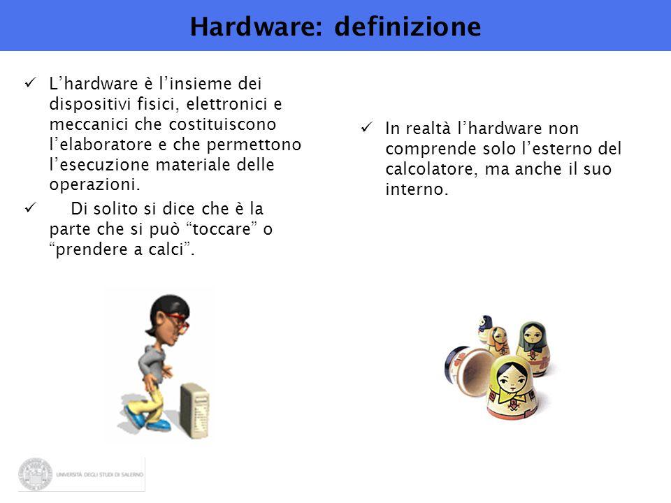 Hardware: definizione