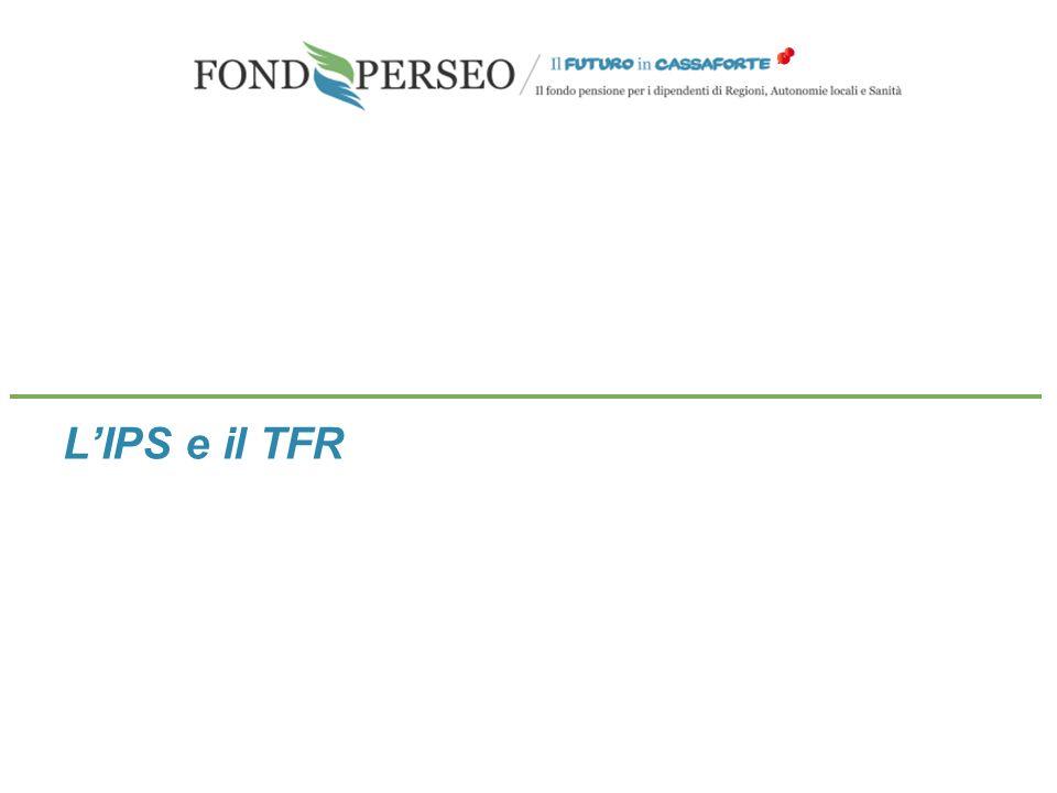 L'IPS e il TFR