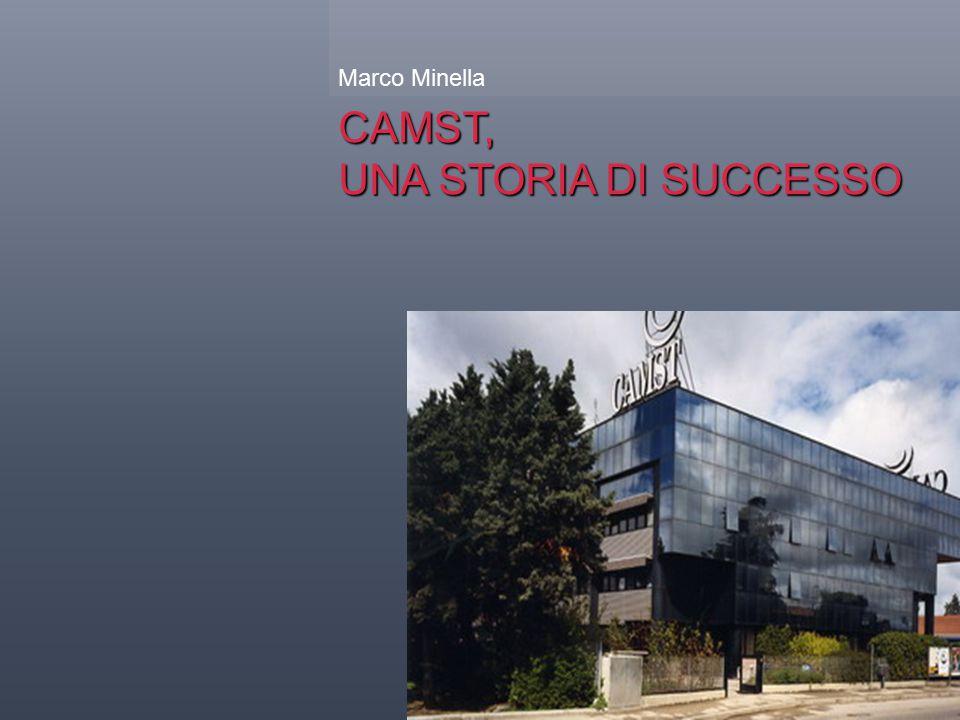CAMST, UNA STORIA DI SUCCESSO