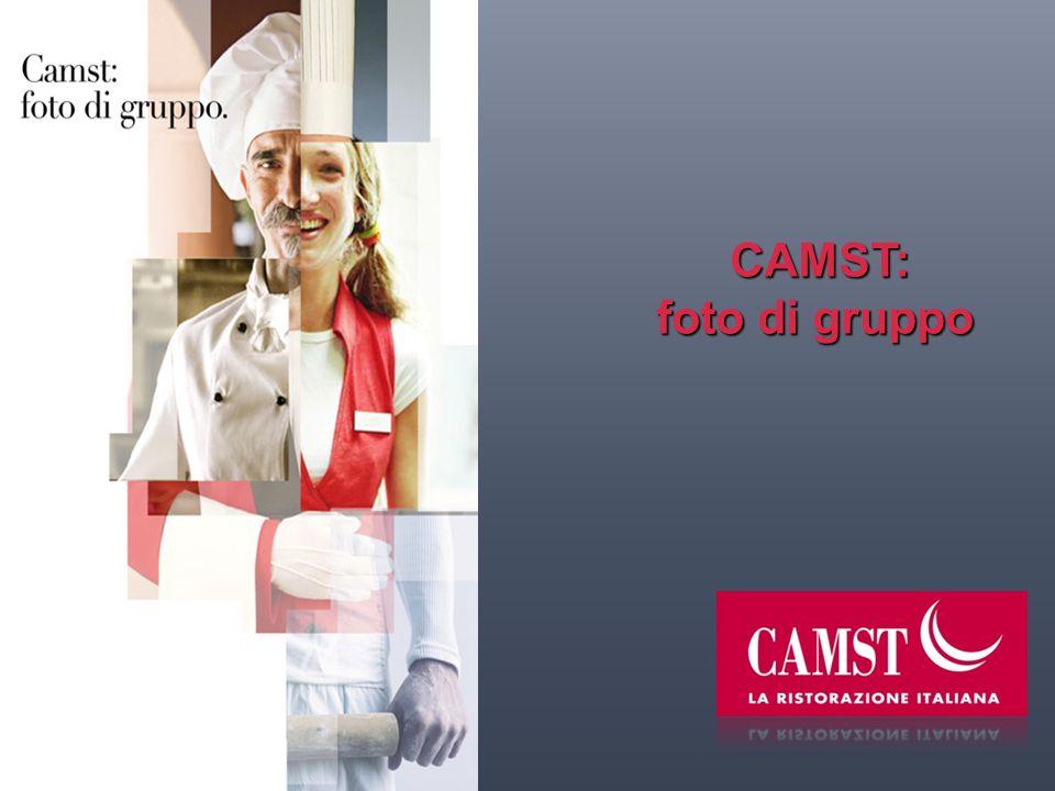 CAMST: foto di gruppo
