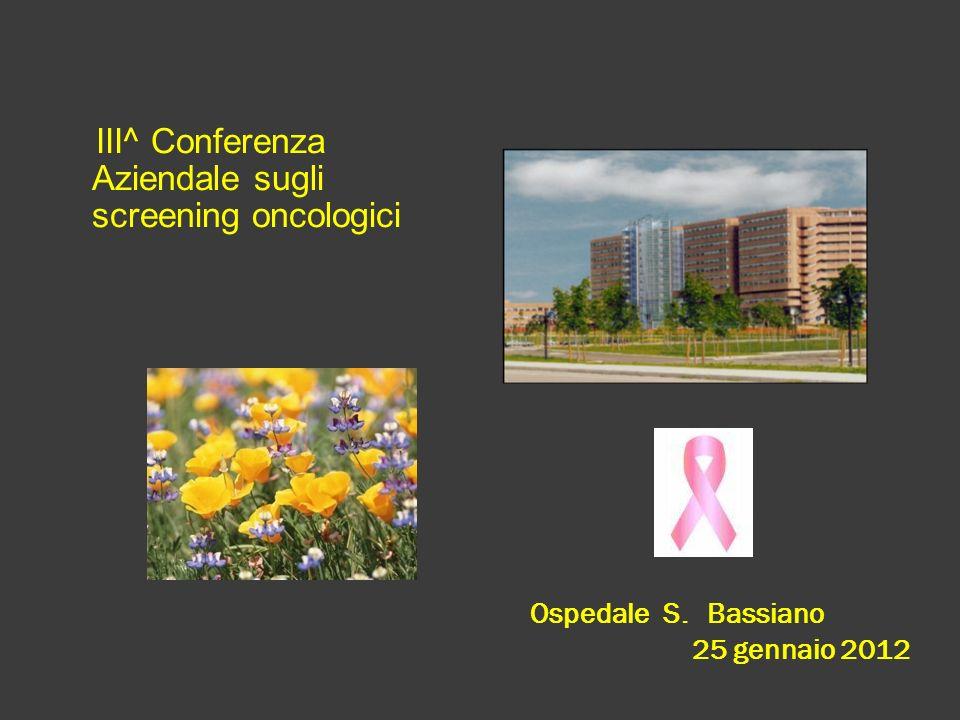 Ospedale S. Bassiano 25 gennaio 2012