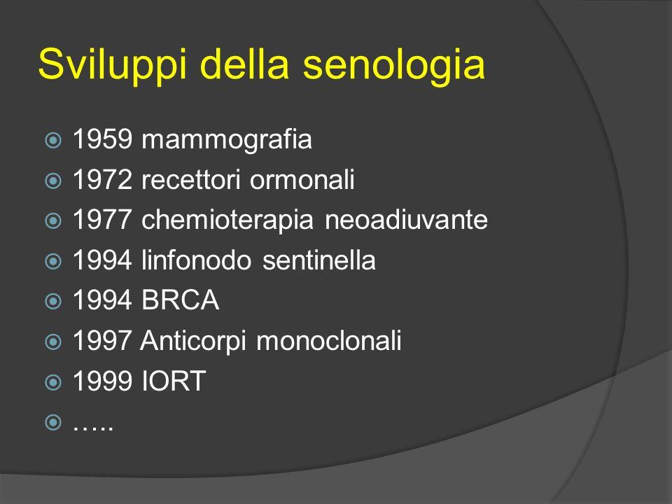 Sviluppi della senologia