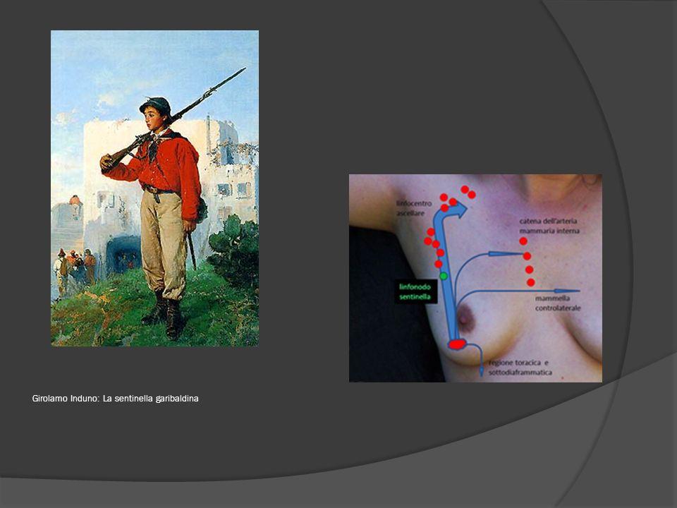 Girolamo Induno: La sentinella garibaldina