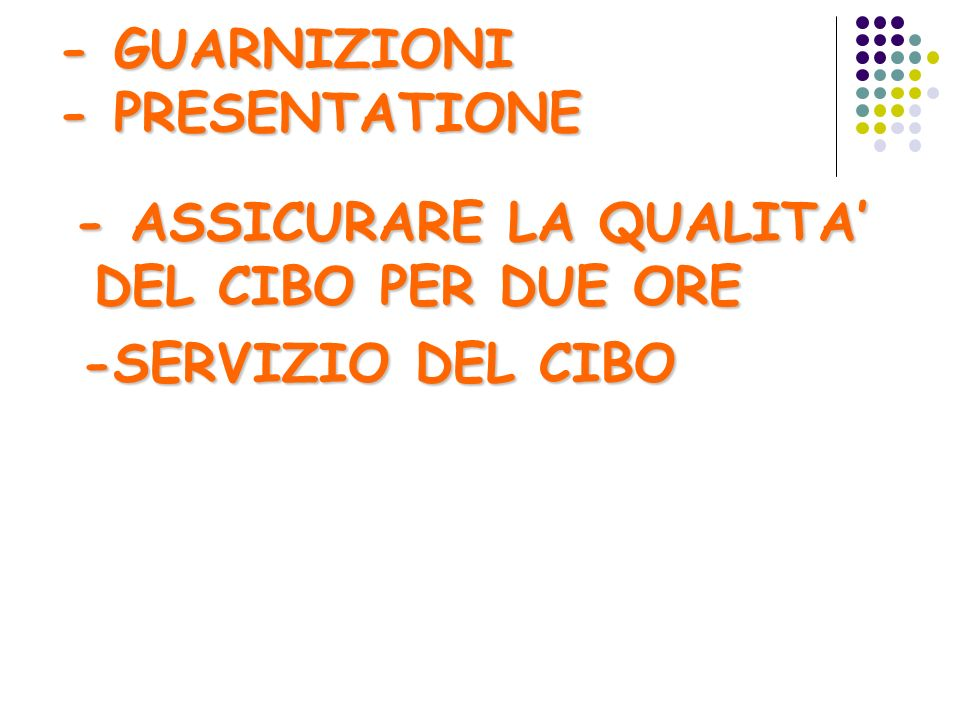 - GUARNIZIONI - PRESENTATIONE