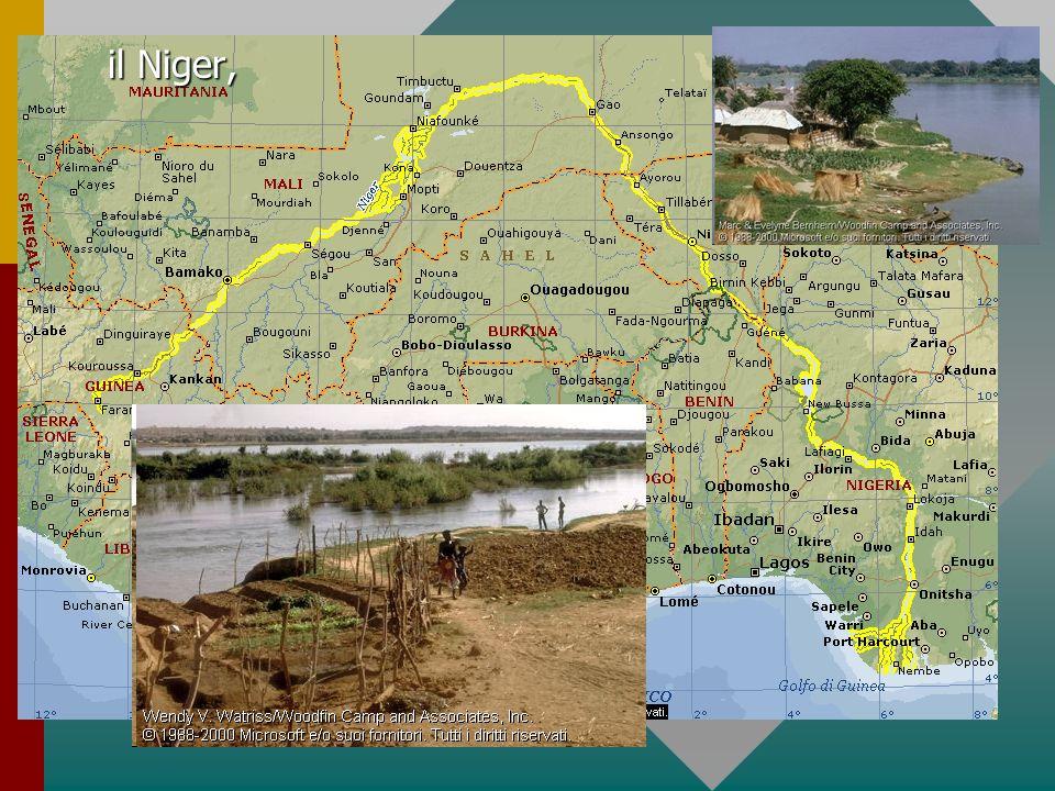 il Niger,