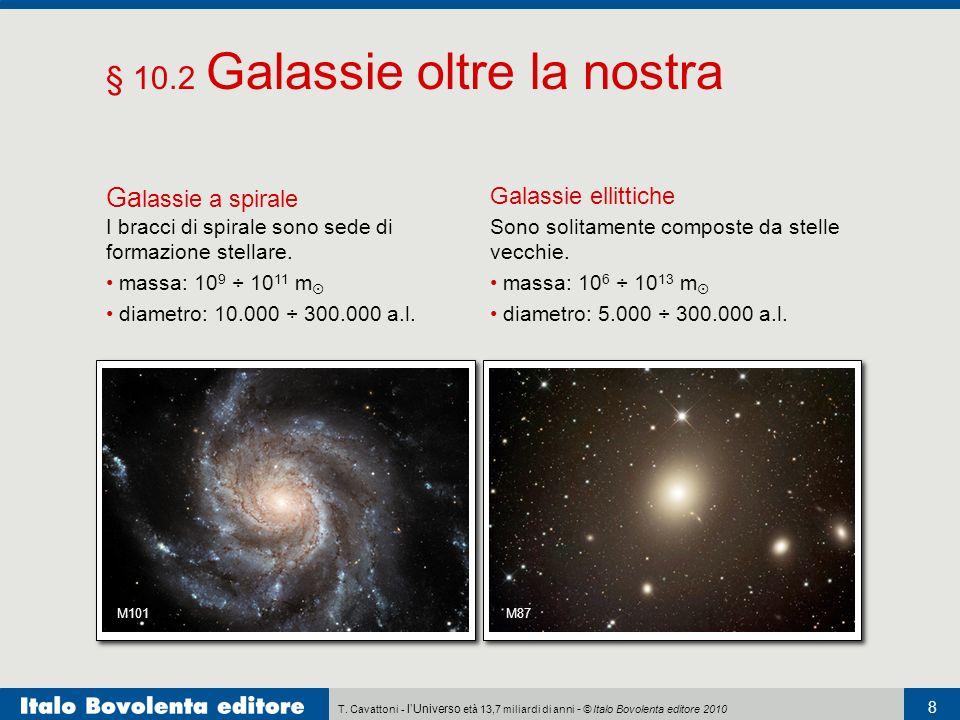 § 10.2 Galassie oltre la nostra