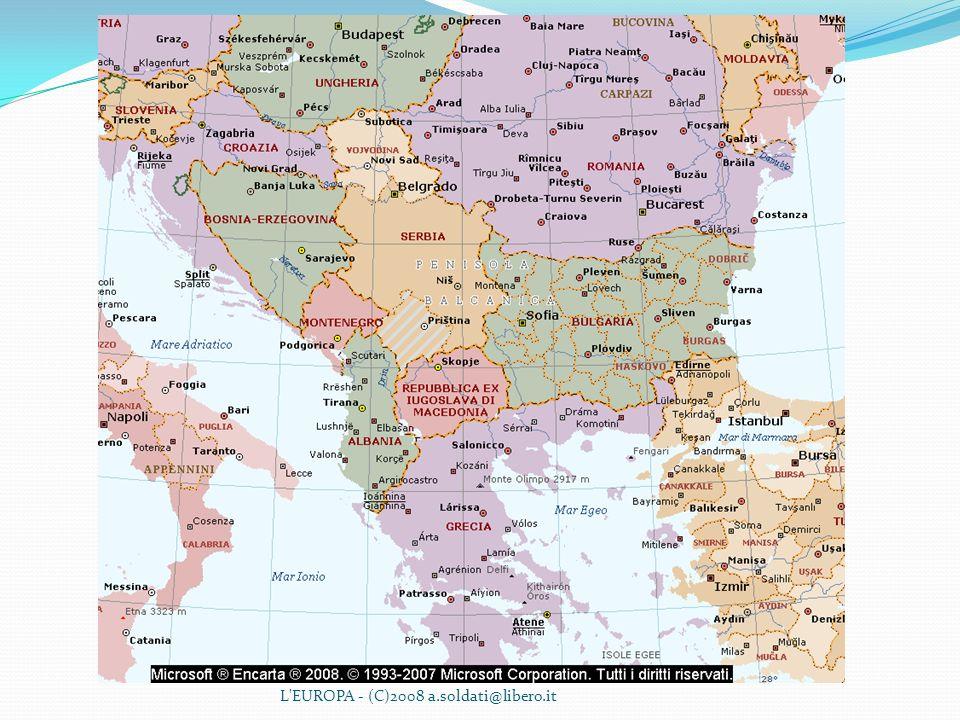 L EUROPA - (C)2008 a.soldati@libero.it