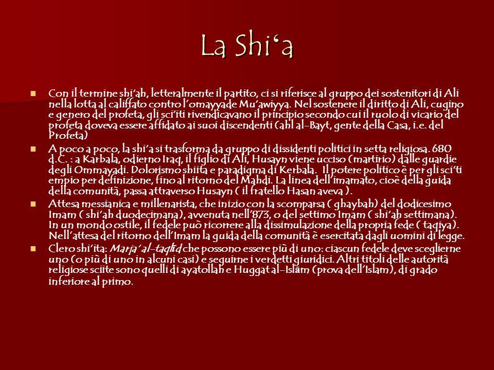 La Shi'a