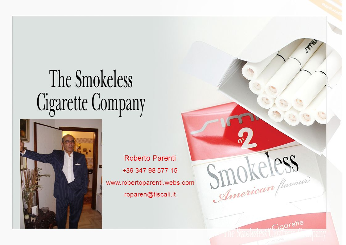 Roberto Parenti +39 347 98 577 15 www.robertoparenti.webs.com