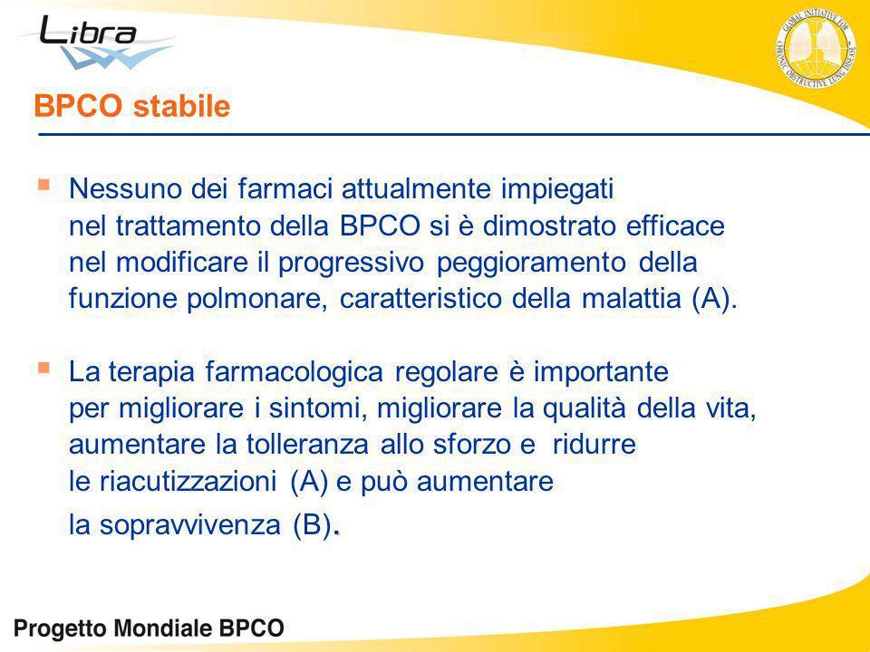 BPCO stabile