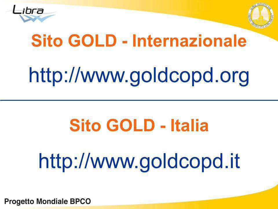 Sito GOLD - Internazionale