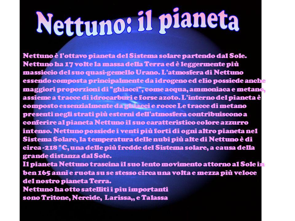Nettuno: il pianeta