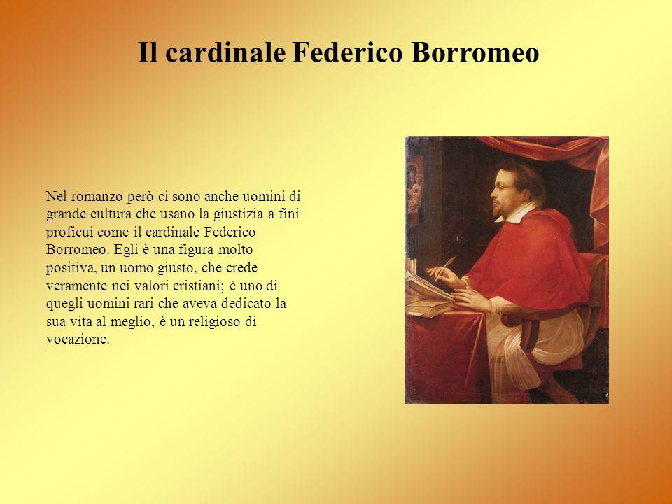 Il cardinale Federico Borromeo