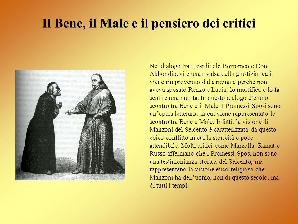 Il Bene, il Male e il pensiero dei critici