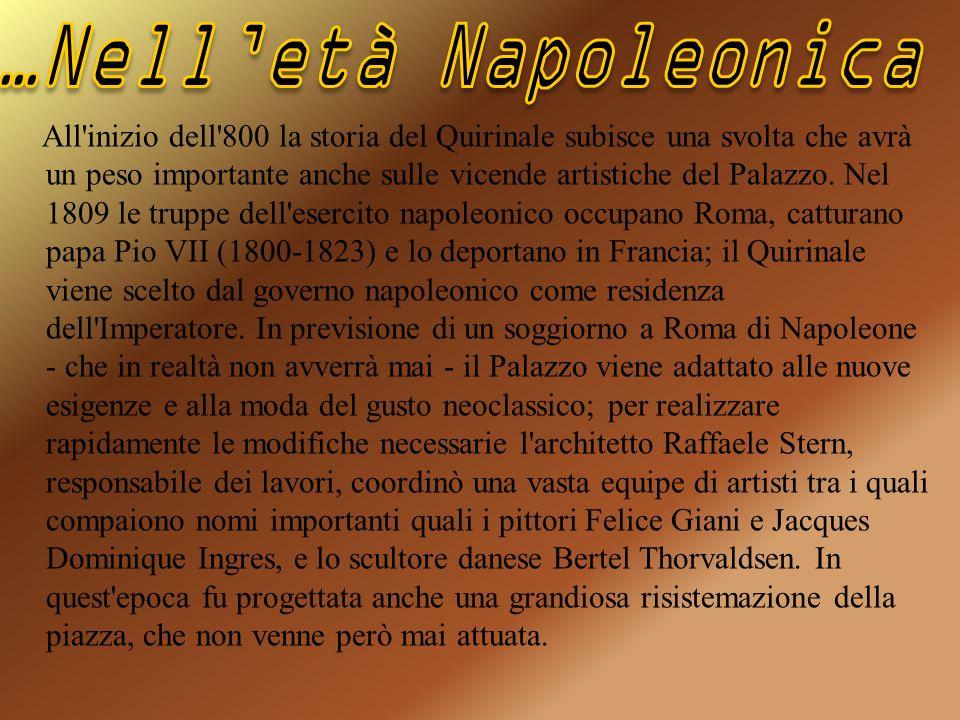 …Nell'età Napoleonica