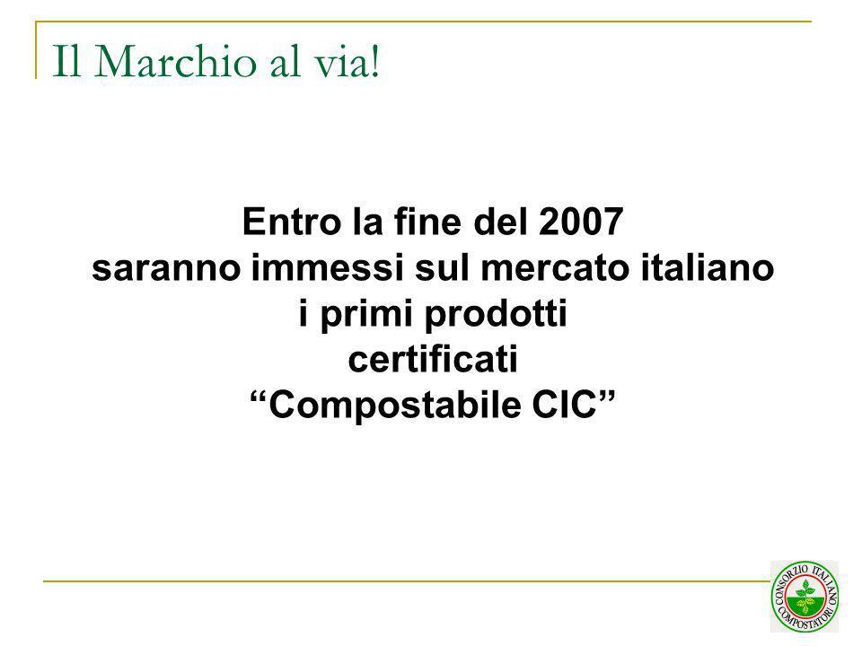 saranno immessi sul mercato italiano