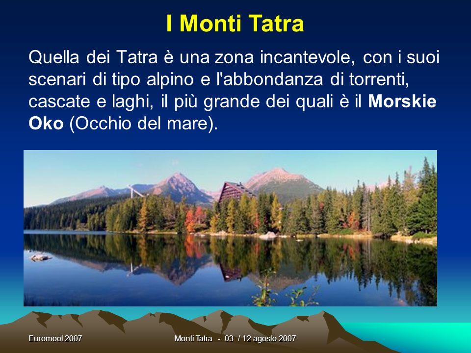 I Monti Tatra