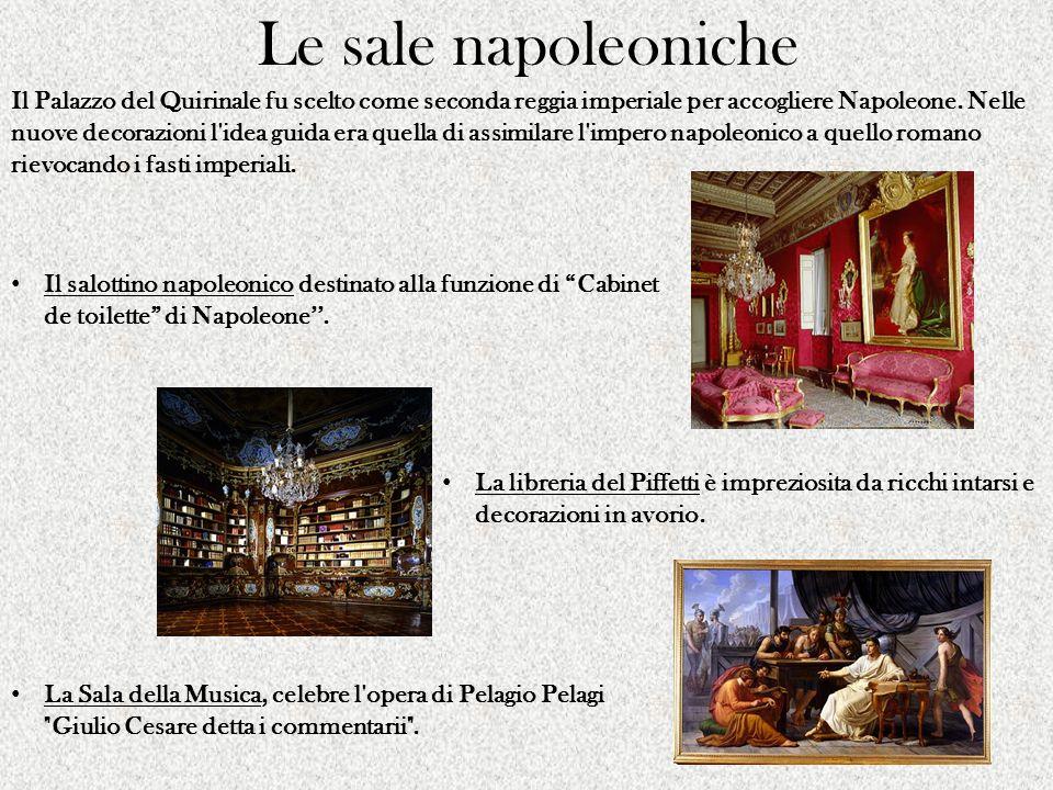 Le sale napoleoniche