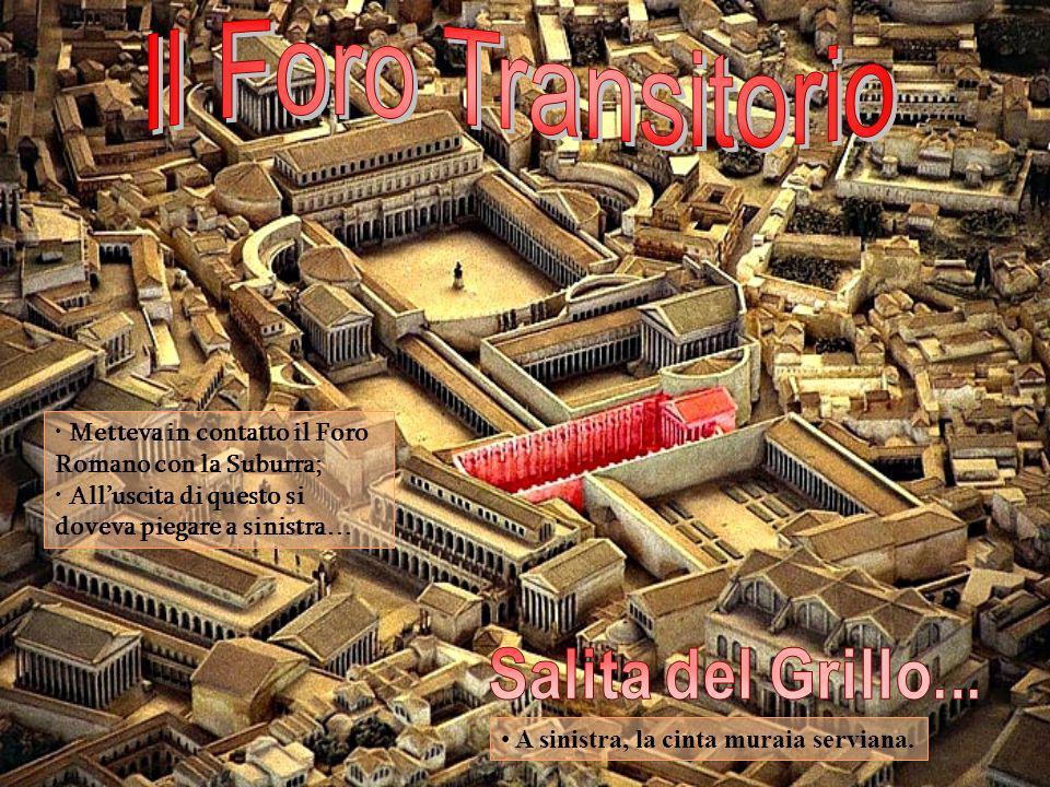 Il Foro Transitorio Salita del Grillo...