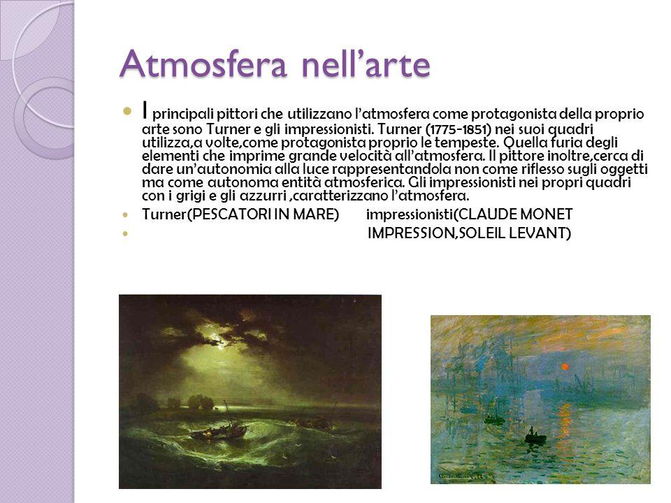 Atmosfera nell'arte