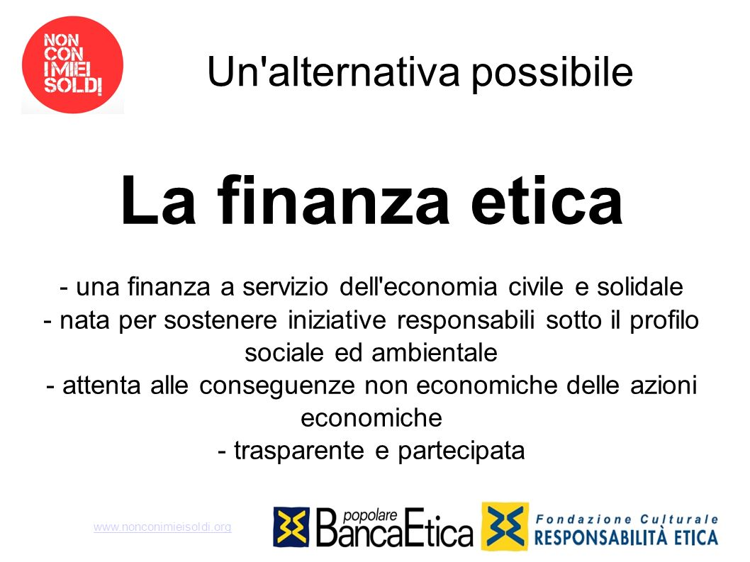 Un alternativa possibile