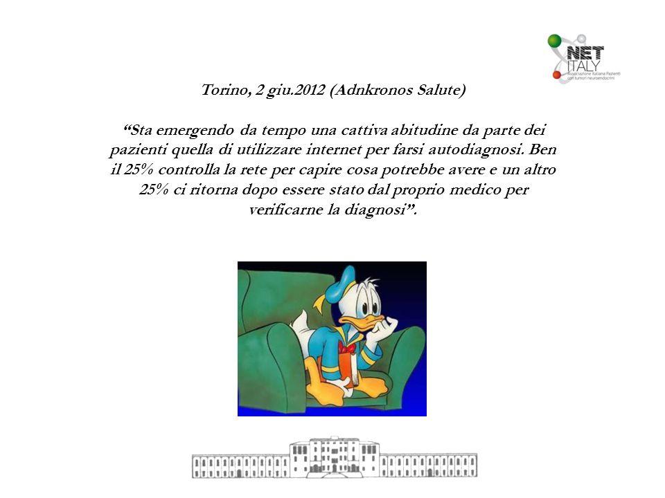 Torino, 2 giu.2012 (Adnkronos Salute)