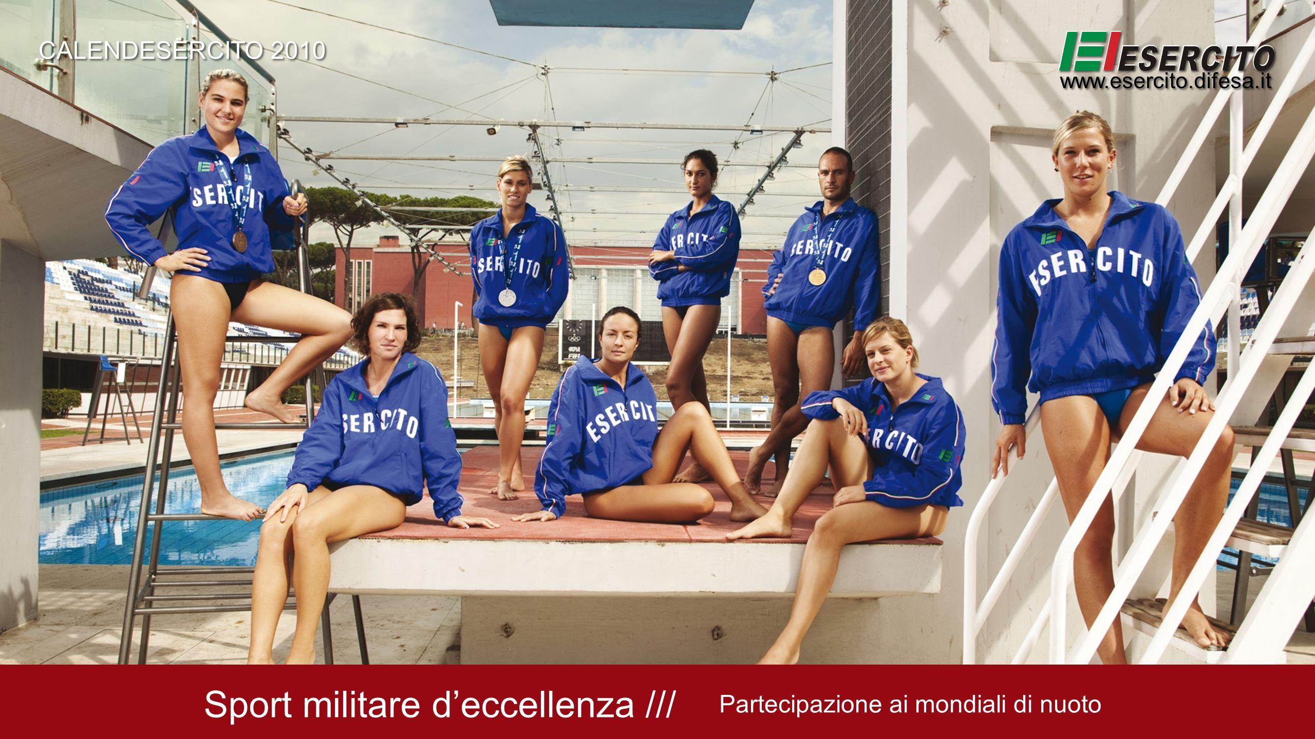 Sport militare d'eccellenza ///