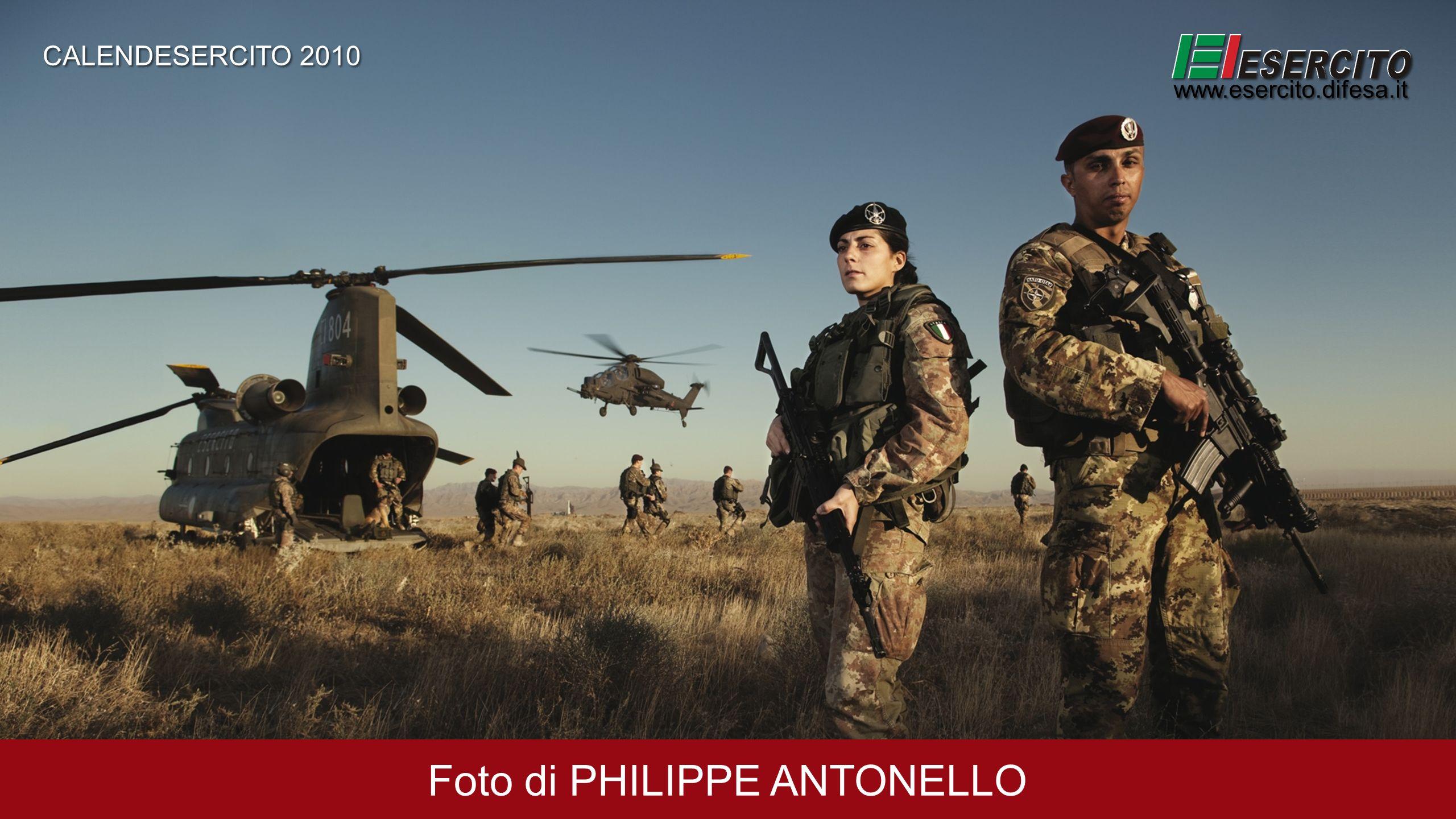 Foto di PHILIPPE ANTONELLO